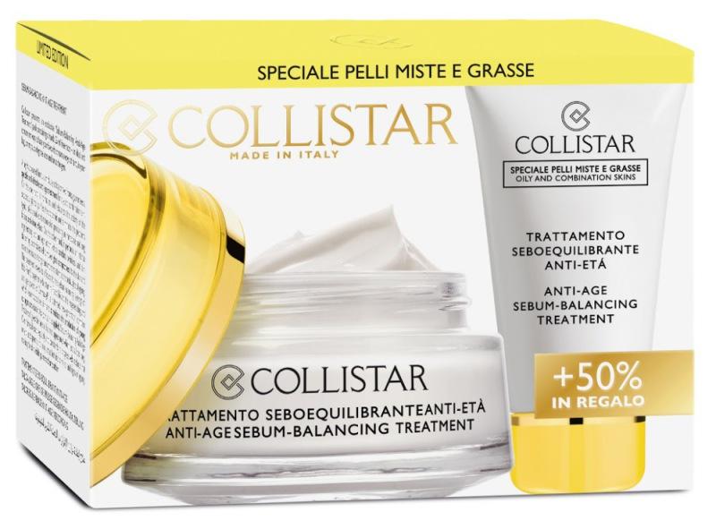 Collistar Dagcreme Balancing Treatment + Gratis Mini! 50+25ml