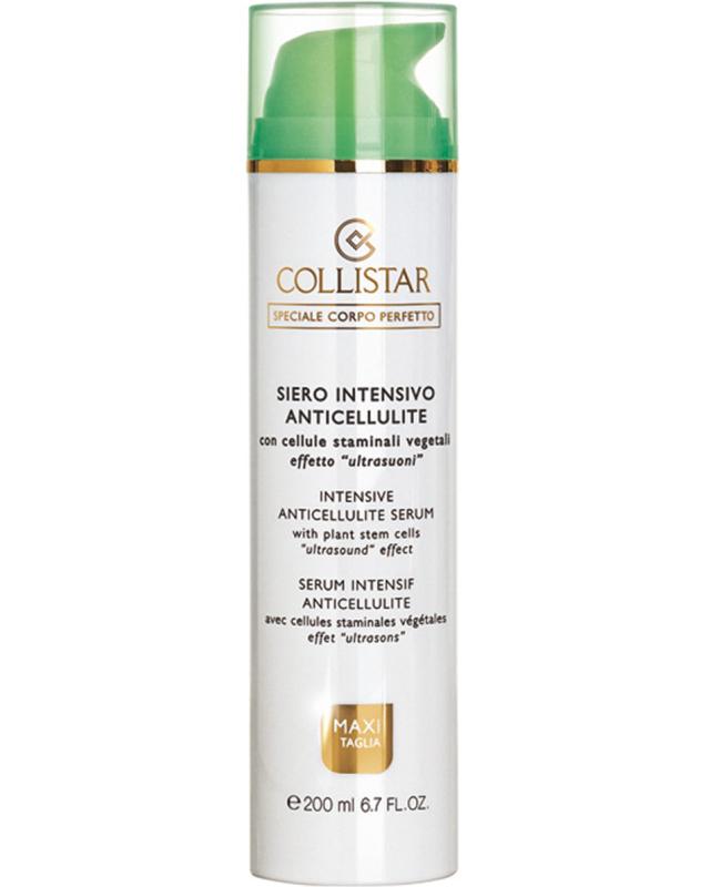 Collistar Afslankcreme intensive anti cellulite serum 200ml