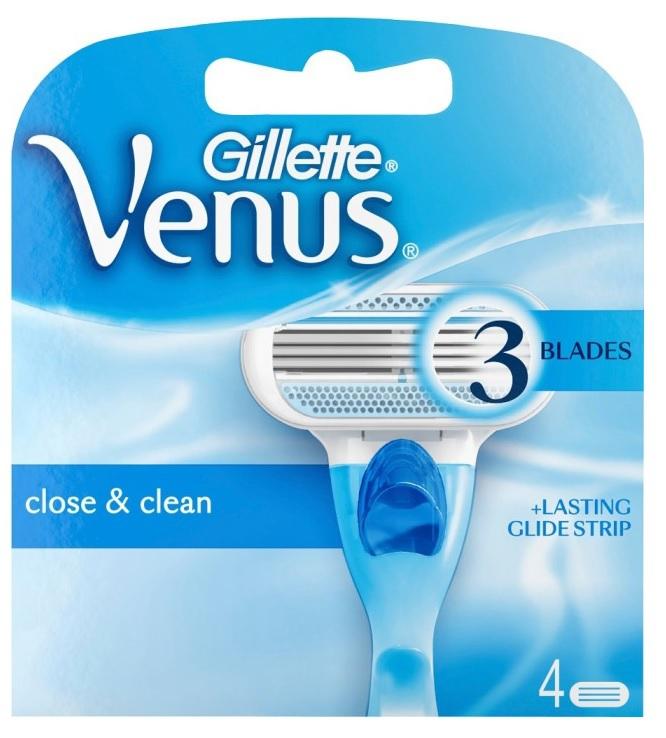 Gillette Scheermesjes venus 4st