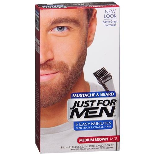 Just For Men Snor & Baard Middenbruin M35 24g