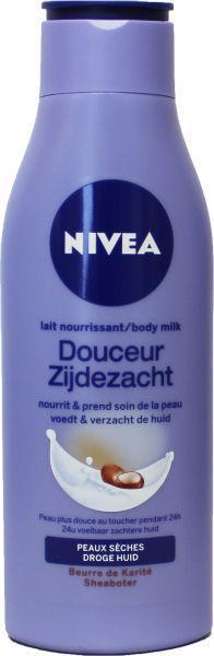 Nivea Body Milk Zijdezacht 400ml