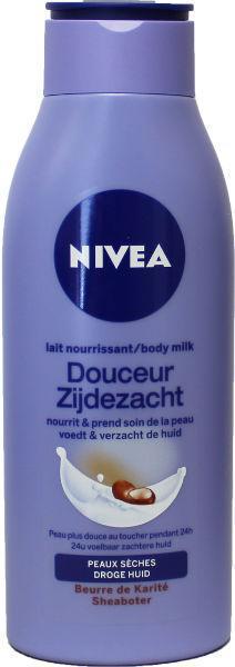 Nivea Body Milk Zijdezacht 250ml