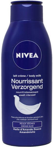 Nivea Body Milk Verzorgend Droge Huid 400ml