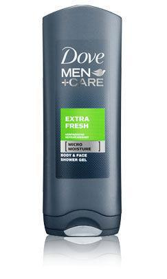 Dove Men+Care Showergel Extra Fresh 250ml