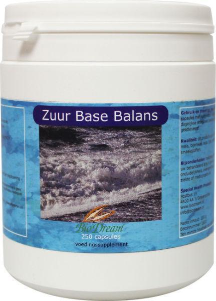 Biodream zuur base balance 250tab voordelig online kopen - Bibliotheek balances ...