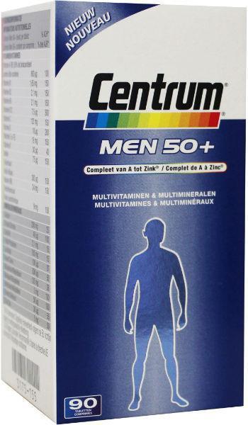 Centrum Men 50+ 90tab