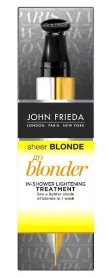 John Frieda In-Shower Lightening Treatment Haarcreme 34 ml