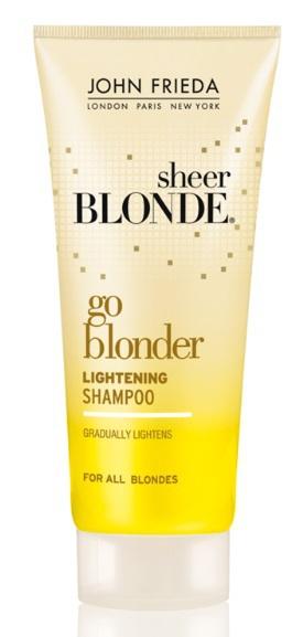 John Fr.sb.shamp.go Blonder 250 ML