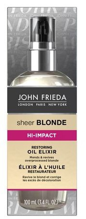 John Frieda Hi-Impact Oil Elixer Haarserum 100 ml