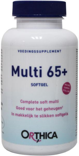 Orthica Soft Multivitamine 65plus 120caps