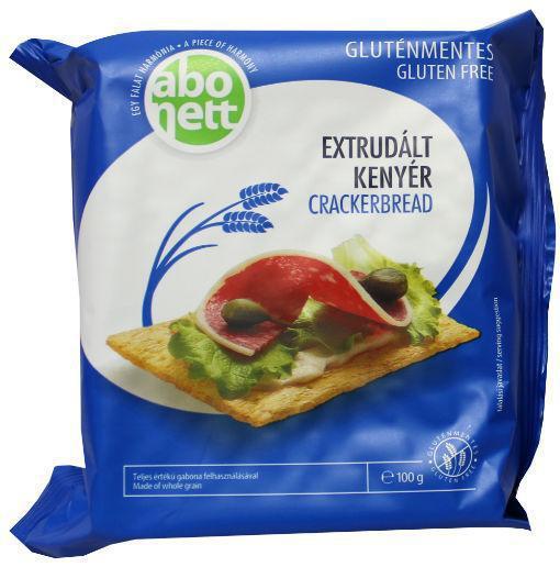 Afbeelding van Abonett Crackers Glutenvrij