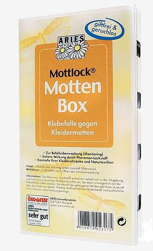 aries Mottenbox tegen kledingmot 1st