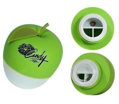 candylipz Green Double Lobed Style 1st