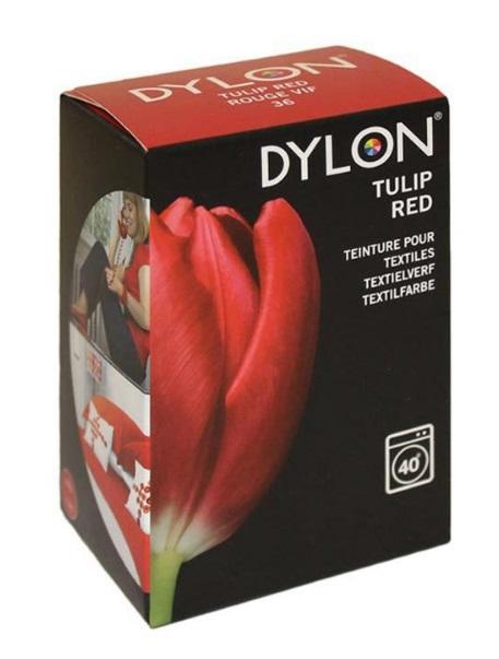 Dylon Textielverf 36 tulip red 350g