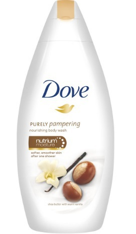 Dove Douchecreme purely pampering shea butter vanilla 400ml