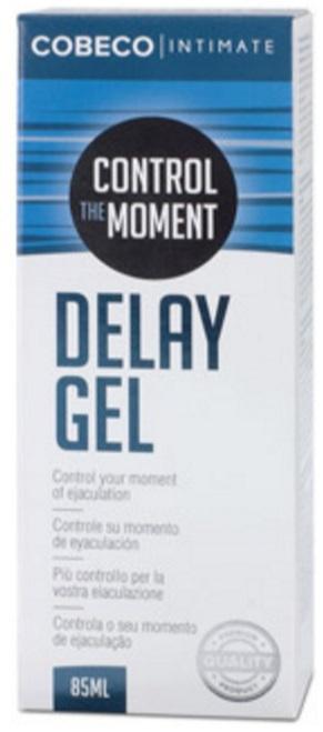 Cobeco Pharma Intimate delay gel men 85ml