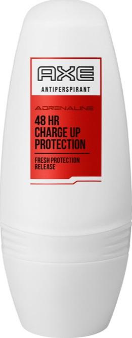 Axe Deodorant foller adrenalin 50ml