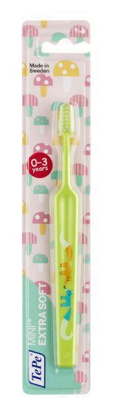 TePe Kindertandenborstel mini 0-3 jaar 1st