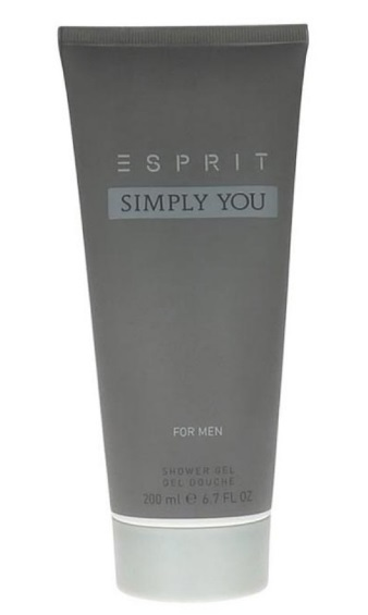 Esprit Simply You For Him Showergel 200ml