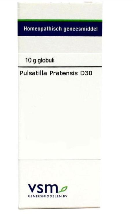 VSM Pulsatilla pratensis d30 10g