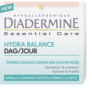 Diadermine dagcreme hydra balance 50ml voordelig online kopen - Bibliotheek balances ...