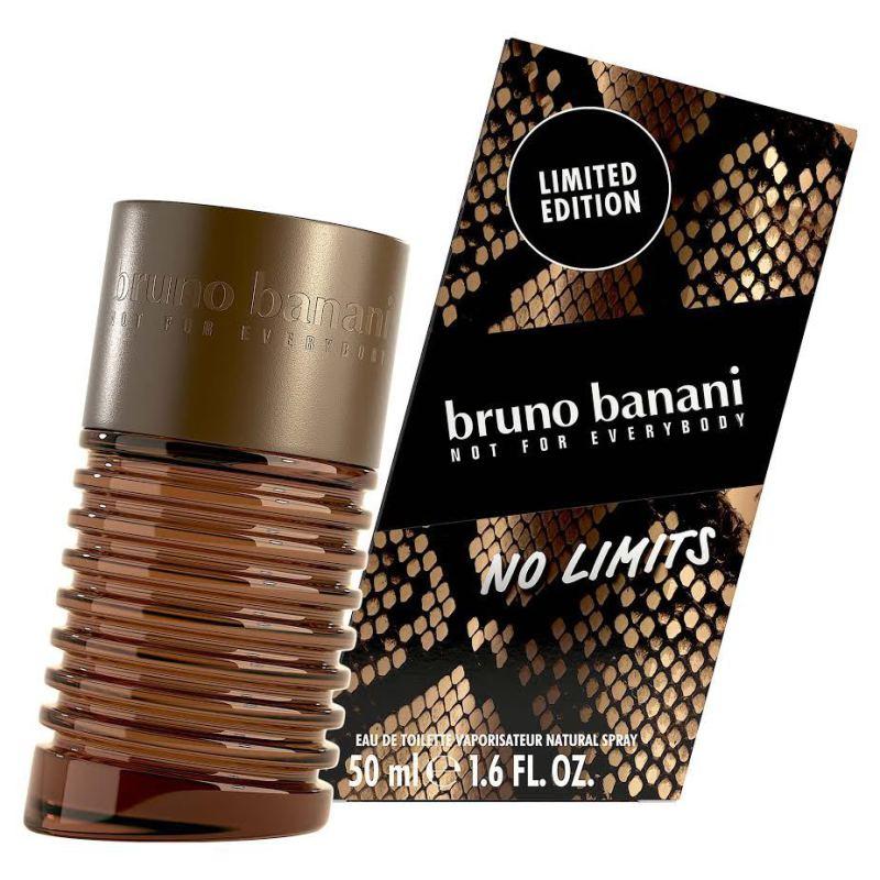 Bruno Banani No limits man eau de toilette 50ml