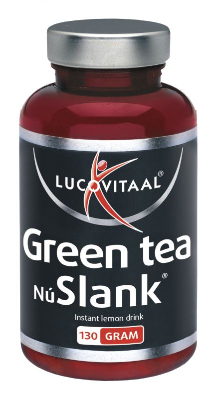 NuSlank X-trine Super Green Tea Powder 130gr