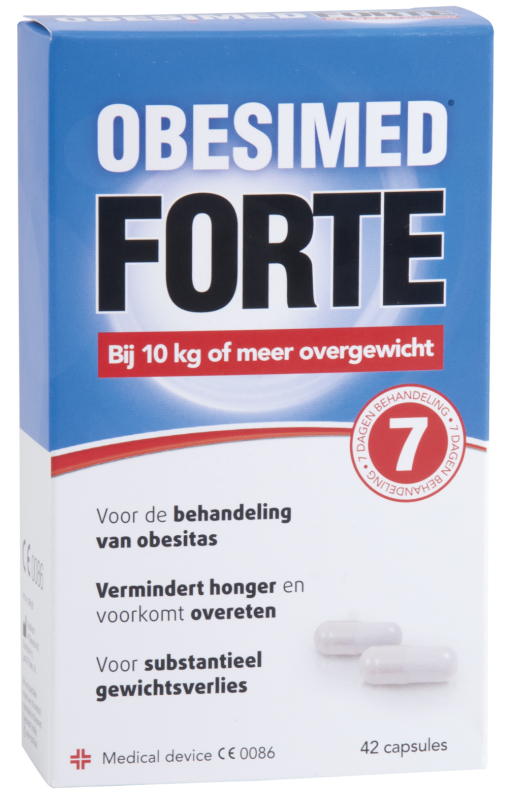 Obesimed Afslankpillen obesimed forte 42cap