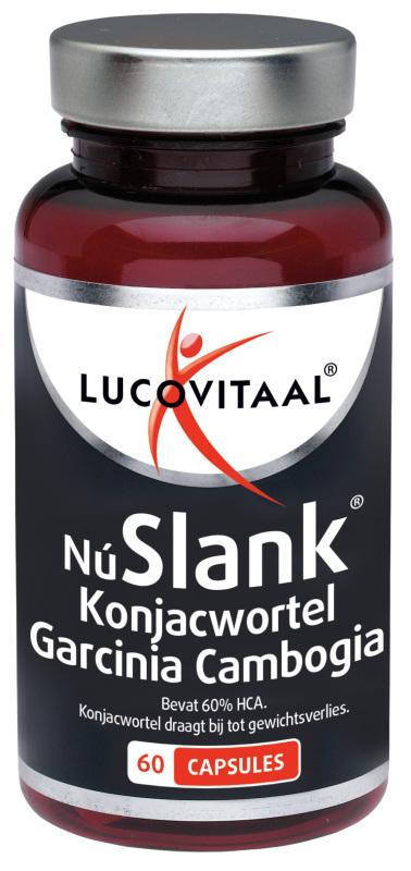 Lucovitaal Nuslank Garcinia Cambogia | Voordelig online kopen | Drogist.nl