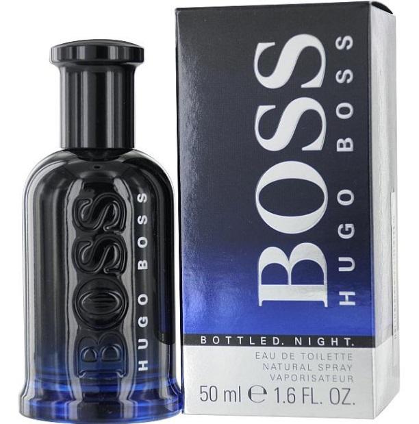 Hugo Boss Bottled Night Eau De Toilette Man 50ml