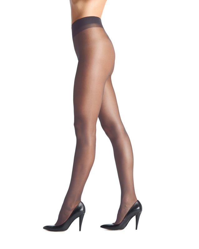 Oroblu Panty magie 20 denier lycra shine 40 42 nearly black 1pr