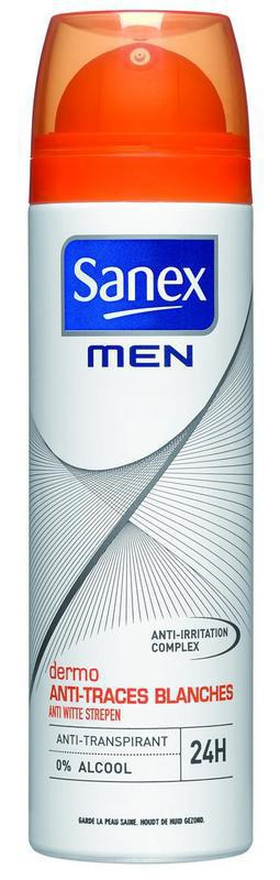 Sanex For Men Deodorant Deospray Invisible 200ml