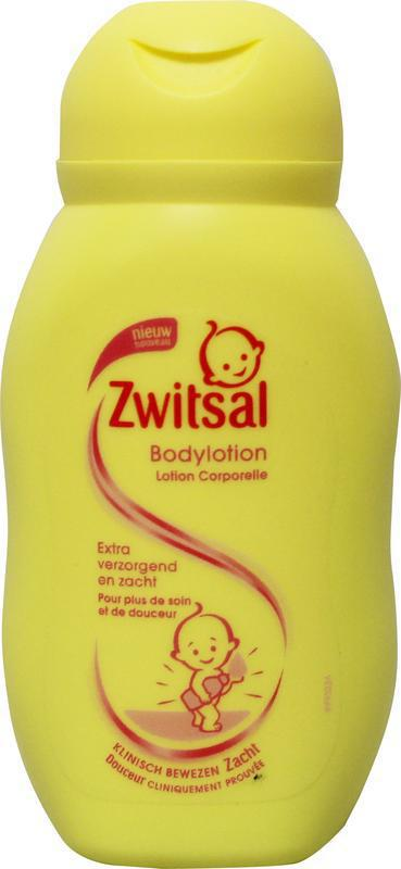Zwitsal Bodylotion mini 75ml