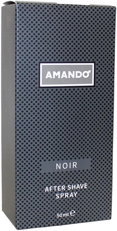 Amando Noir aftershave spray 50ml