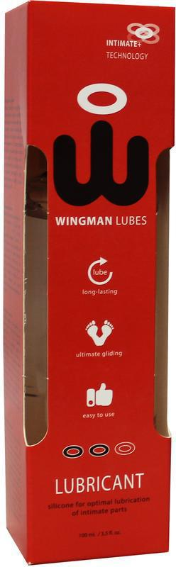 Wingman Glijmiddel 100ml