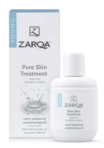 Zarqa Dagcreme pure skin treatment 20ml