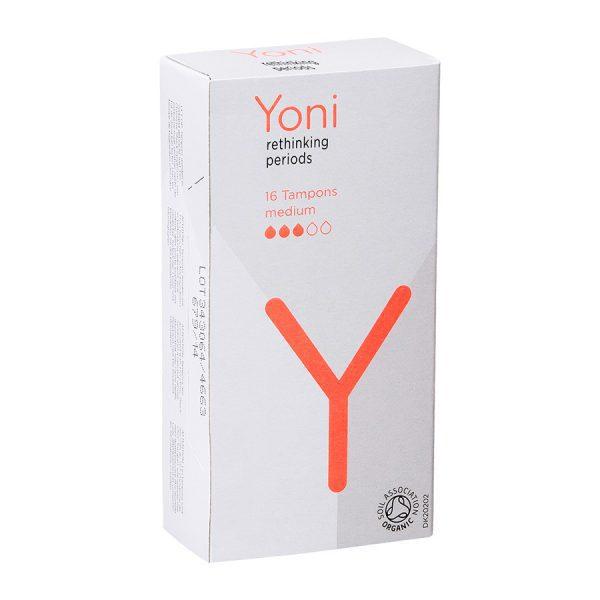 Yoni Tampons medium 16st