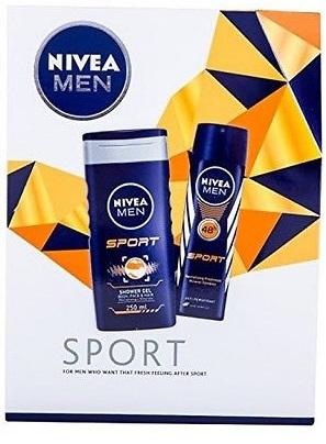Nivea Geschenkset sport men 1st