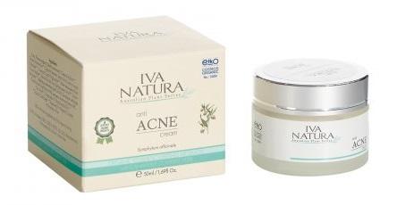 Iva natura Anti acne creme bio 50ml