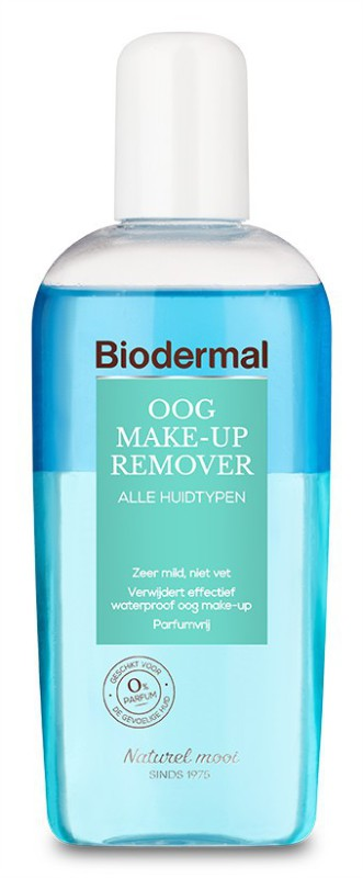 Biodermal Oog make up remover 100ml