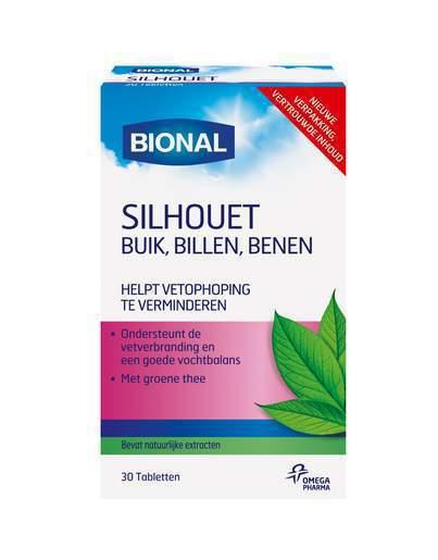 Bional Silhouet 30stuks