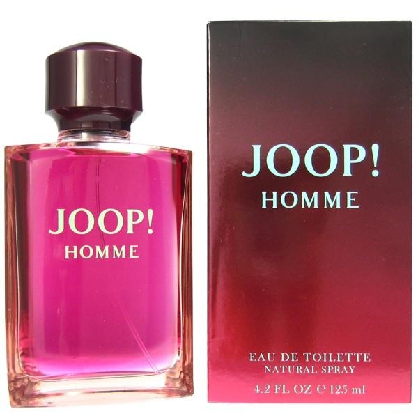 Joop Homme Eau De Toilette Natural Spray 125ml