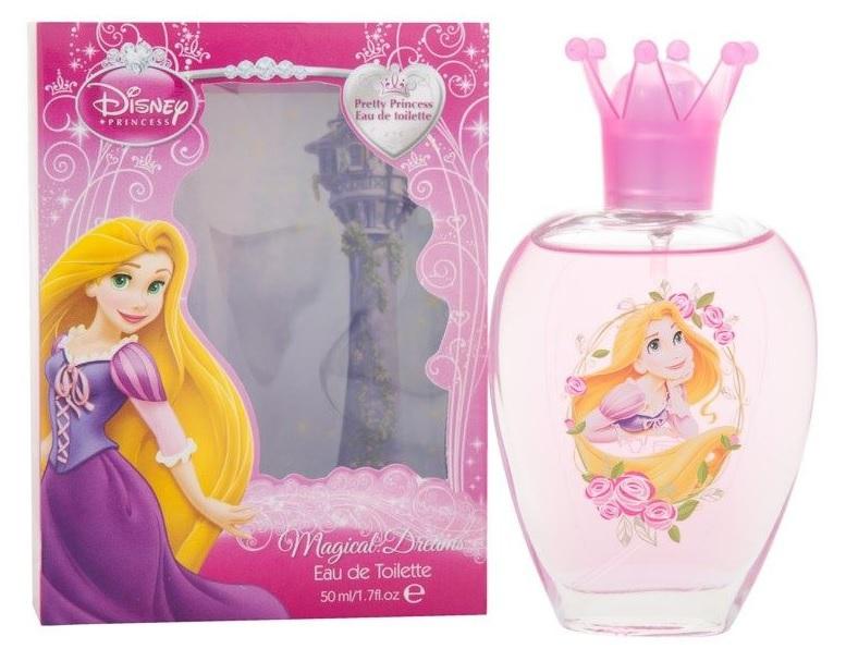 Disney Rapunzel magical dreams follow your passion eau de toilette spray 50ml