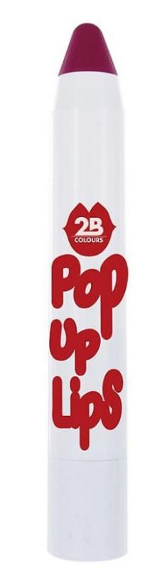 2b Lip pop up 08 vivacious violet 1st