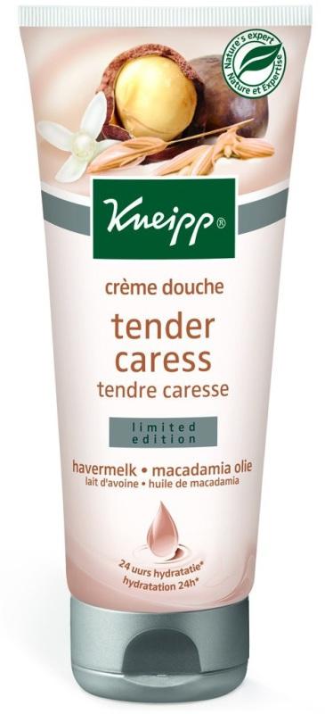 Kneipp Tender caress creme douche 200ml