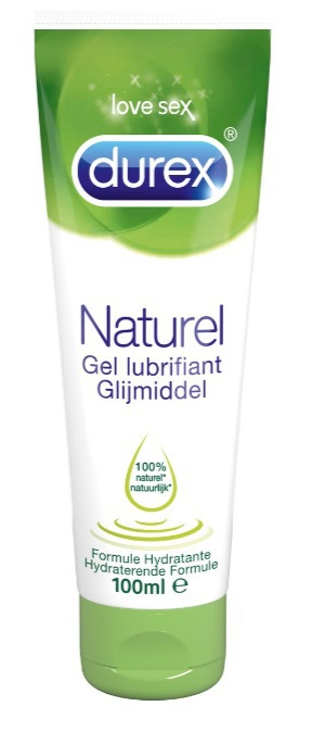 Durex Glijmiddel play nature 100ml