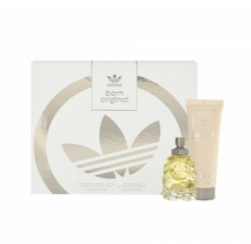 adidas originals Born Original for Him geurset eau de parfum (30 ml) met gratis bodylotion (75 ml)