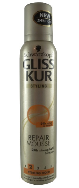 Gliss Kur Mousse hold repair 200ml