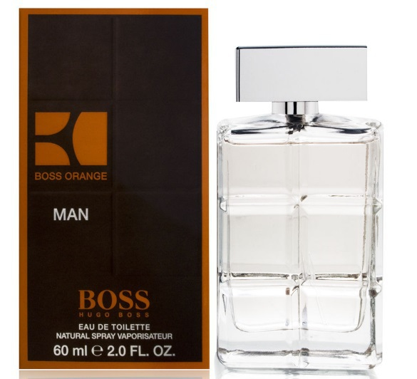 Hugo Boss Orange Man Eau De Toilette Spray 60ml