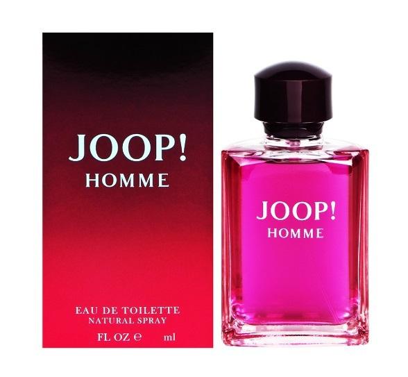 Joop Homme Eau De Toilette Natural Spray 75ml